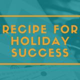 Recipe Holidays for Success 2020